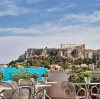 EUROPE & BEYOND DAY 1 : ARRIVAL ATHENS  1