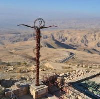 INTERNATIONAL HARI 9: NAZARETH/ TIBERIAS – SHEIKH HUSSEIN – MT. NEBO – AIRPORT (MP/MS) mount_nebo_2_holyland
